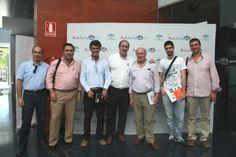 El Grupo de Cooperación Provincial visita la sede de Andalucía Lab
