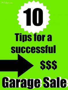 Garage Sale Pricing on Pinterest | Garage Sale Signs, Garage Sale Tips ...