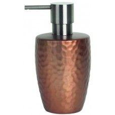 SPIRELLA DARWIN-HAMMERED Dávkovač mýdla copper 1015335
