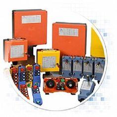 Ασύρματα Χειριστήρια Γιά Ολες τις Χρήσεις - Ασύρματα Χειριστήρια Για όλες τις χρήσεις - Τηλεχειρισμός γερανογεφυρών Saga, Remote, Crane, Pilot