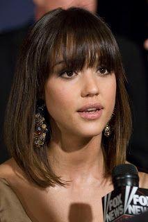 Short Hair Styles: Jessica Alba Latest Hairstyle 2011
