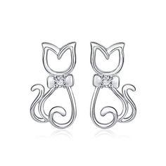 f9ebfa6a2 Best Gifts For Mom, Gifts For Women, Fashion Earrings, Women's Earrings,  Silver