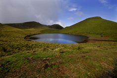 SIARAM :: Zonas Húmidas :: Lagoa do Peixinho ou do Arreiro, Pico Island, Azores, Portugal