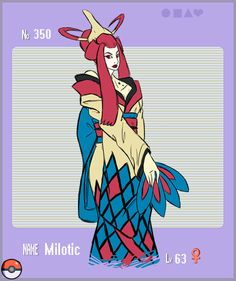 I've always loved Milotic. Never could get feebas to evolve to it