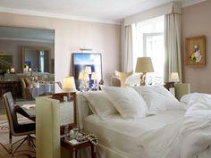 Un appartement rénové par Philippe Starck rénovation - aménagement - maisons - appartements