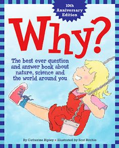Children's Book Review - Why? from Owlkid's Books