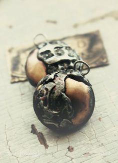 metal beads by Shari Replogle