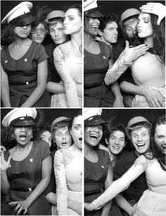 Merlin Cast - Angel Coulby, Bradley James, Colin Morgan and Katie McGrath