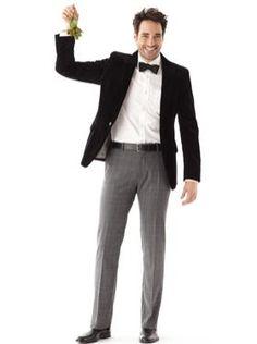 I want a velvet blazer!!