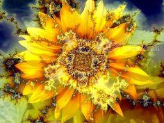 Title:Flowering Sun; Artist Name:Brian Exton; Description:This outstanding piece of art has been created usi...; Art Form:Digital Art / Computer Art; Style:Photorealism; Media:Digital; Genre:Fantasy
