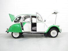 Citroën 2CV6 Dolly