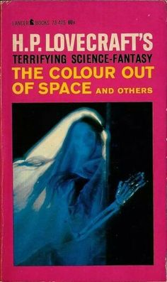 Colour out of Space Lancer Bookd edn