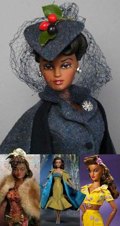 Mel Odom's Violet Waters doll