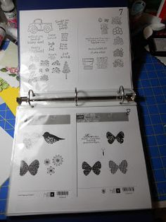 Nothin' Fancy: Another Chore Finished---(well, almost!) ~ Stamp organization tutorial
