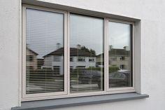Aluclad Window & Door Refurbishment Project - Signature Wood Windows, Windows And Doors, Tilt And Turn Windows, Composite Front Door, Ral Colours, Colors, Door Casing, Refurbishment, Blinds