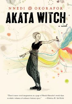 Akata Witch - lovely book cover