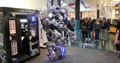 3 robot tercanggih didunia    Robot titan    Robot dengan segudang teknologi canggih ini sudah tou...
