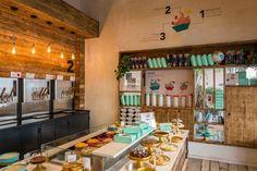 Topya bar by Eti Dentes, Tel Aviv – Israel » Retail Design Blog