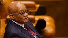 The ANC's show of parliamentary support for President Jacob Zuma against an opposition no-confidence motion was badly damaged when 35 of the party's MPs