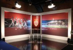 Monaco Broadcast - ASM Plateau de télévision à Monaco - 2014