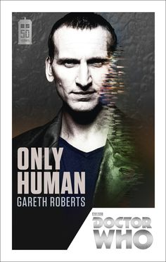 Only Human by Gareth Roberts, Christopher Eccleston cover