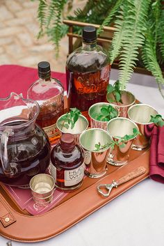 Mint Julep Station