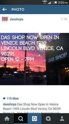 DAS Shop Venice