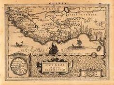 Bildresultat för old map compass rose