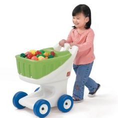 Amazon.com: Step2 Little Helper's Grocery Cart: Toys & Games