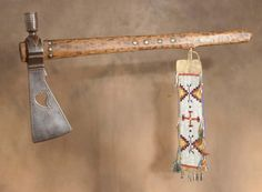 Sioux Pipe Tomahawk.1890