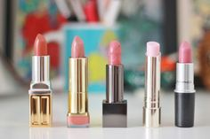 Lipsticks: five ultimate nudes that even work on pale skins