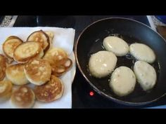 Rychlé lívanečky - YouTube Pancakes, Fruit, Breakfast, Youtube, Food, Morning Coffee, Meal, Crepes, The Fruit