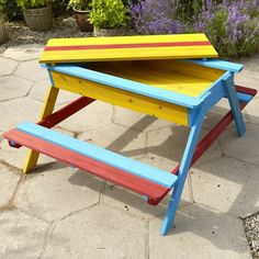 Brundle Gardener - Children Picnic Bench