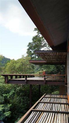 Casa de campo projetada por Gálvez & Márton Arquitetura