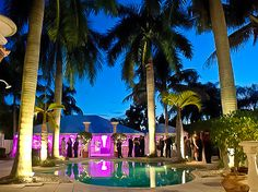 Miami Wedding Locations | Miami Wedding Reception Sites | Miami Wedding Venues- Pin now, read later. May come in handy one day