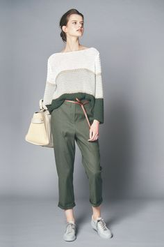 2020 Fashion Trends, Spring Fashion Trends, Fashion 2020, Fashion Show, Fashion Looks, Knitwear Fashion, Knit Fashion, Knitting, Trending Outfits