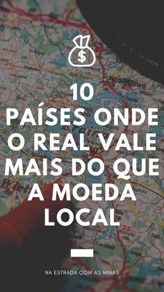 10 Países onde o real vale mais do que a moeda local Are you preparing an international trip but you still don't know where to go? With these tips from countries where the real is worth more than Ways To Travel, Places To Travel, Travel Destinations, Places To Go, Travel List, Travel Guide, Paradise Places, Portugal, Travelling Tips
