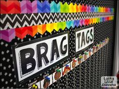Back to school brag tags for free!