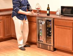 Where To Buy A Wine Cooler Fridge For The Home Or Office
