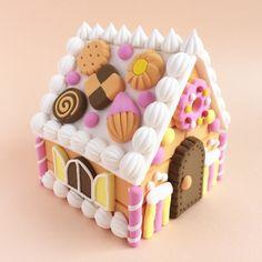 お菓子の家の小物入れ画像1