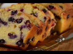Lemon Blueberry Bread, making this right now.  Hopefully it's a keeper because it was very easy