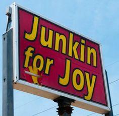 Junkin for joy