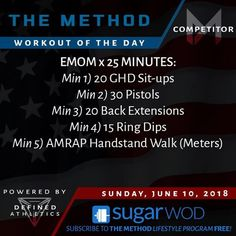 Group Fitness, Health Fitness, Bear Crawl, Crossfit Wods, Back Extensions, Weekend Work, Endurance Training, Ghd, Handstand