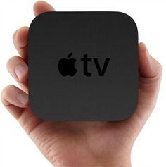 Como funciona a Apple TV?