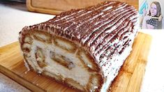 YouTube Ice Cream Candy, Tiramisu, No Bake Cake, The Creator, Rolls, Bread, Cookies, Baking, Ethnic Recipes