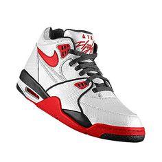 I designed this at NIKEiD Nike Air Flight, Nike Store, Nike Id, Custom Shoes, My Design, Air Jordans, Sneakers Nike, Fashion, Custom Made Shoes