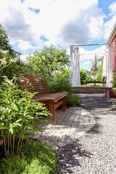 Jennys hem och harmoni - Inredning med Feng shui: Mer trädgård