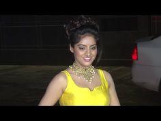 Deepika Singh at Divyanka Tripathi & Vivek Dahiya's grand wedding reception.