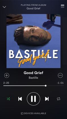 bastille good grief review