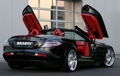 MB BARBUS Edition with Wings